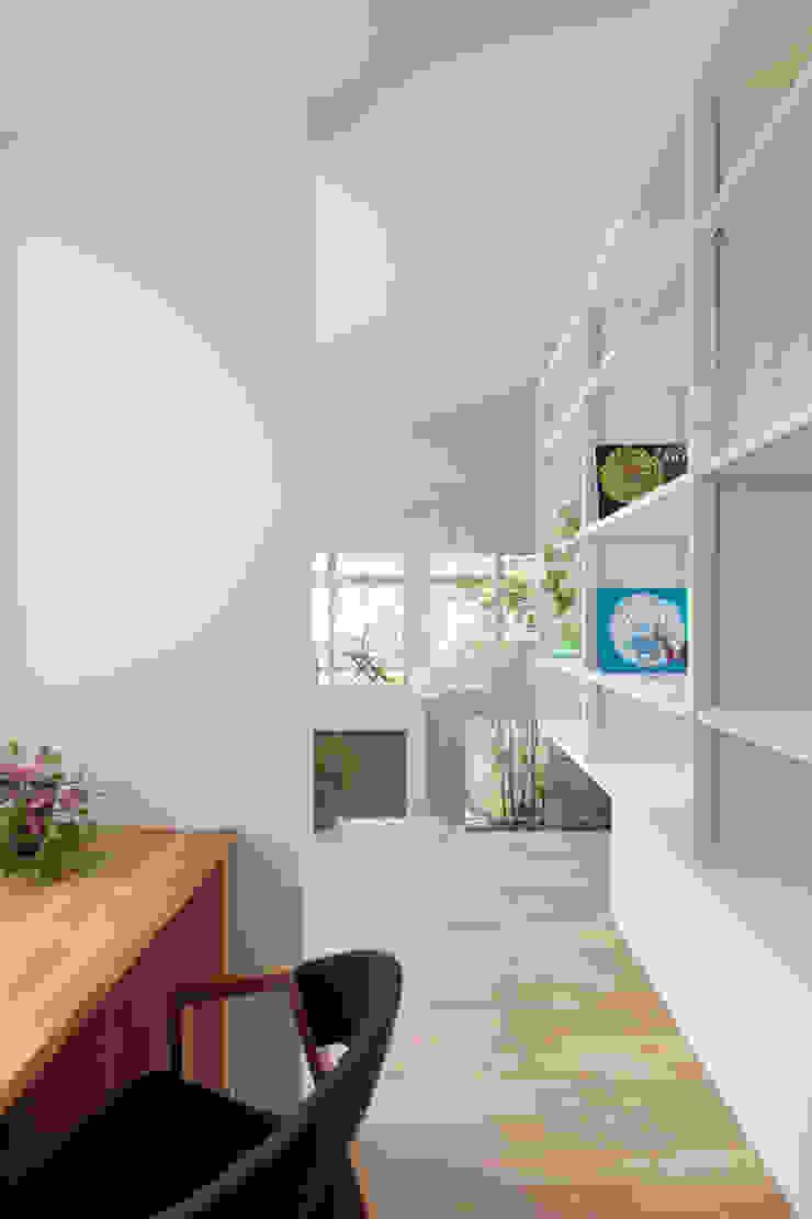 南町の家 モダンデザインの 書斎 の arc-d モダン