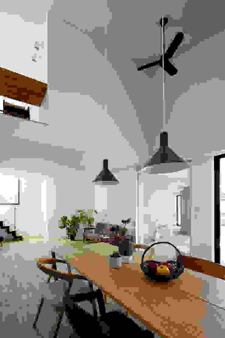 Modern Dining Room by arc-d Modern