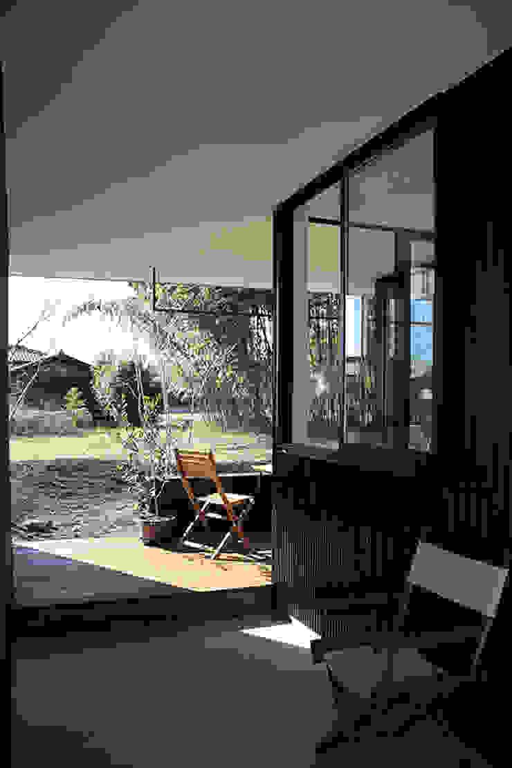 Modern Terrace by arc-d Modern