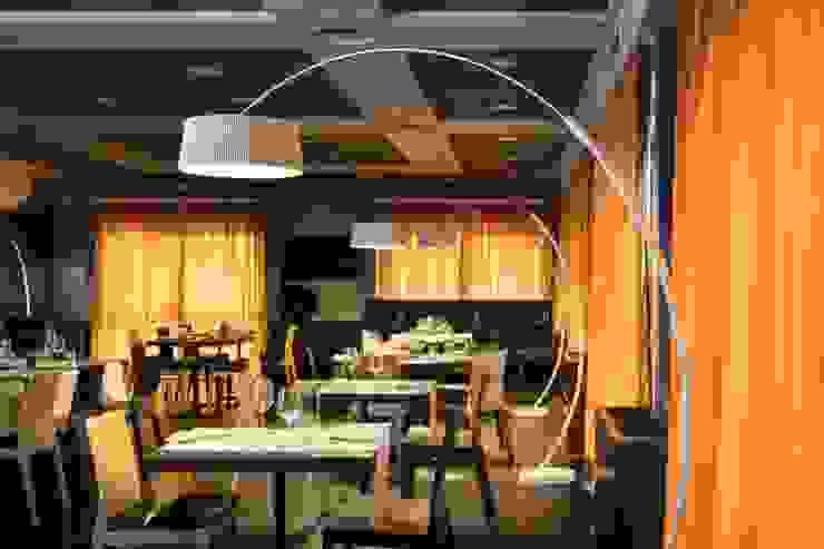 Novotel Brescia Gastronomi Modern Oleh LEDS C4 Modern