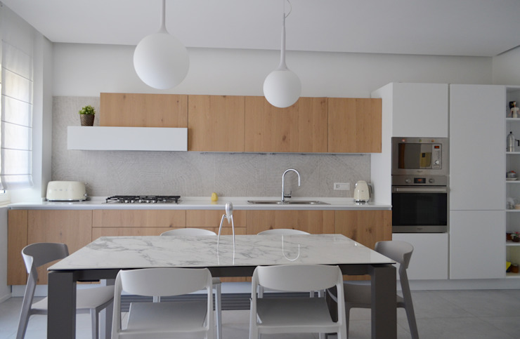 Arch. Roberto Mallardo Built-in kitchens