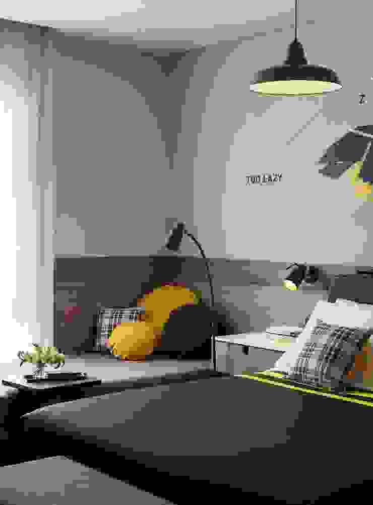 Modern style bedroom by LEDS C4 Modern