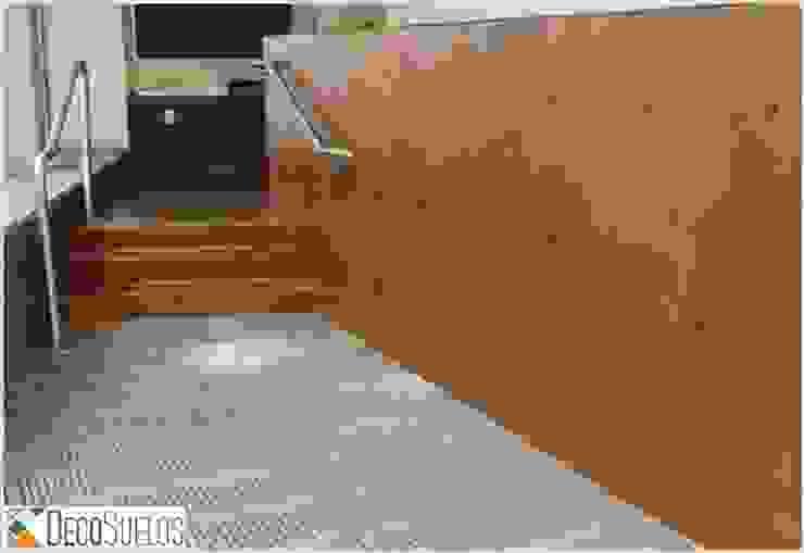 REVESTIMIENTO OXIDO CONCRETO Decosuelos Paredes y pisos modernos