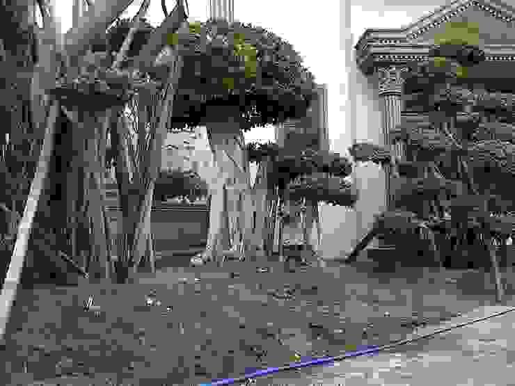 Taman Rumah elegan surabaya:modern  oleh TUKANG TAMAN SURABAYA - jasataman.co.id, Modern