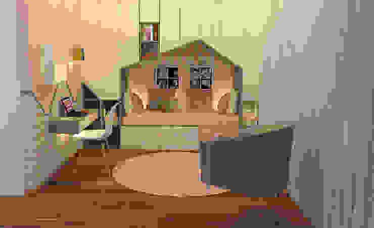 Casactiva Interiores의  여아 침실