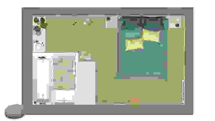 MJ Intérieurs Спальня