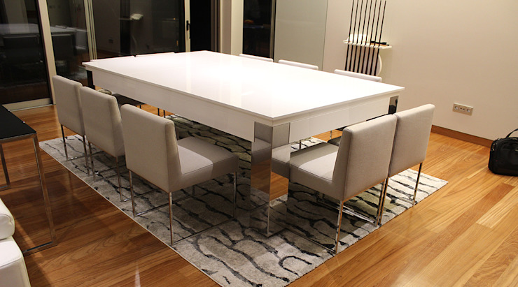 Bilhares Europa Fabricante Dining roomTables MDF