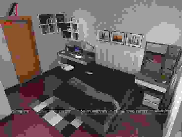 Спальня в стиле модерн от Nội Thất An Lộc Модерн