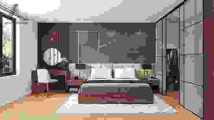 Modern Bedroom by Nội Thất An Lộc Modern