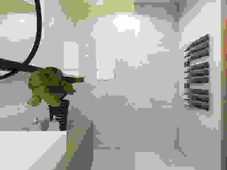 UTOO-Pracownia Architektury Wnętrz i Krajobrazu Modern bathroom