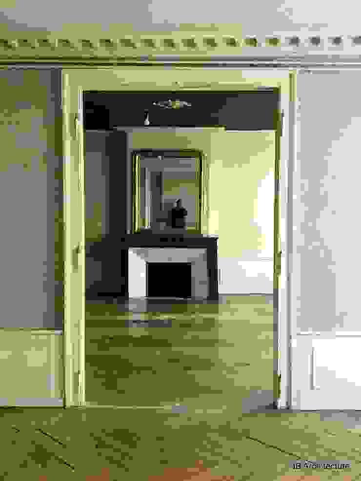 Appartement S02 par 3B Architecture Moderne