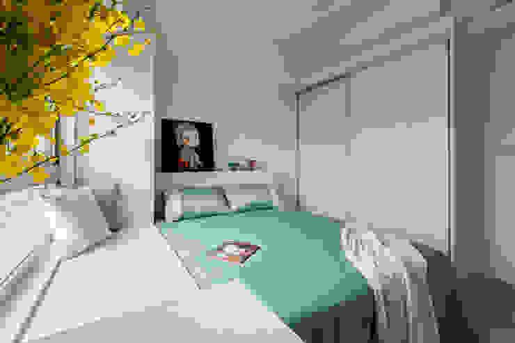 英國藍調 根據 京彩室內設計裝修工程公司 現代風