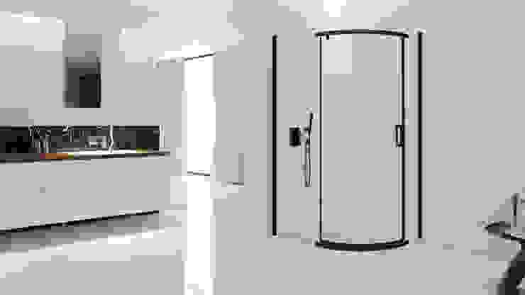 โดย ZICCO GmbH - Waschbecken und Badewannen in Blankenfelde-Mahlow โมเดิร์น กระจกและแก้ว