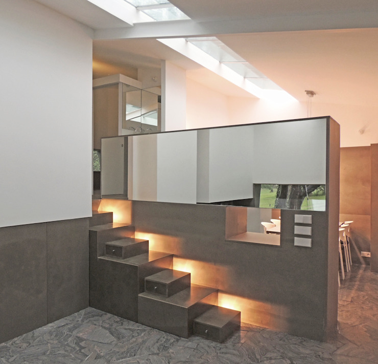 MG arquitectos Stairs