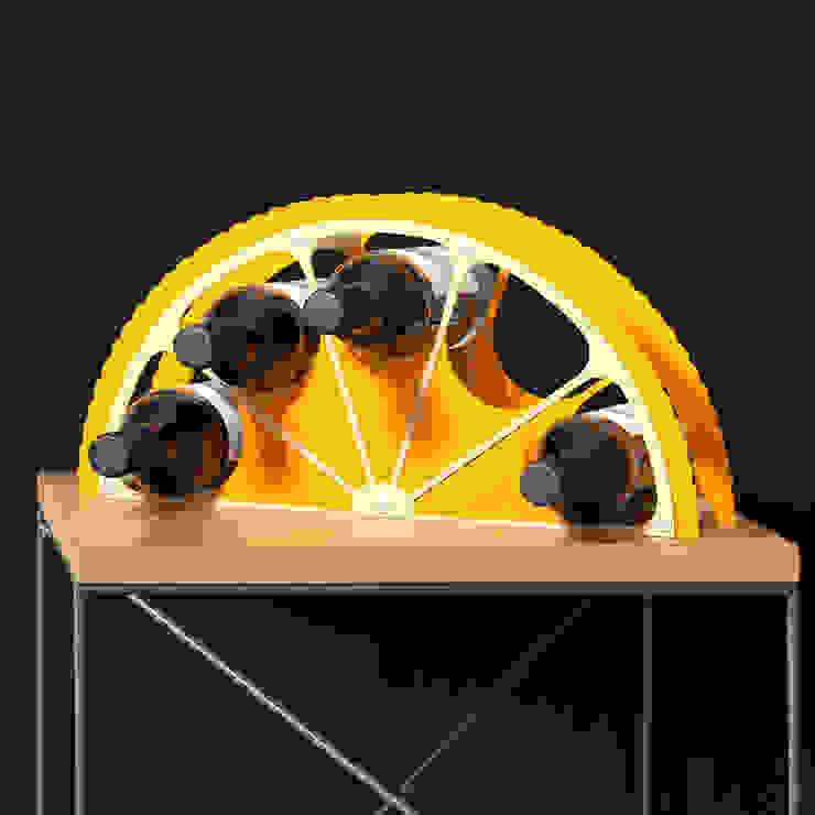 WITS CuisineGarde-manger Métal Orange