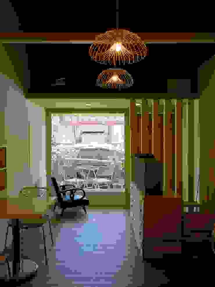 入口場景 根據 鄒迷藏設計|人衣人兒工作室 隨意取材風