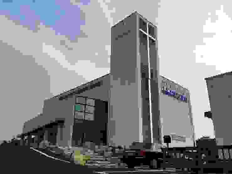 대진교회 by 건축사사무소 이레EL