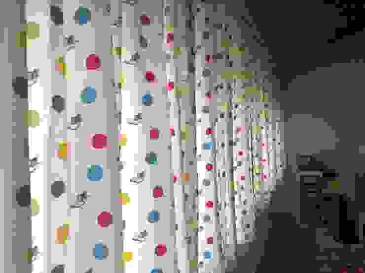 Children's Curtains by Window Essentials Textile Amber/Gold