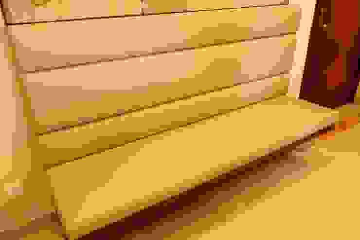 PVC Leather: modern  by Window Essentials,Modern Fake Leather Metallic/Silver