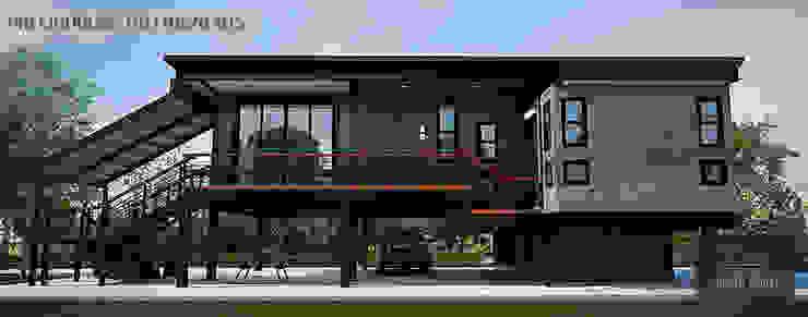บ้านพักตากอากาศริมคลอง โดย PRECIO HOUSE