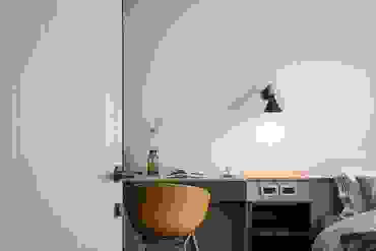 主臥 根據 極簡室內設計 Simple Design Studio 現代風
