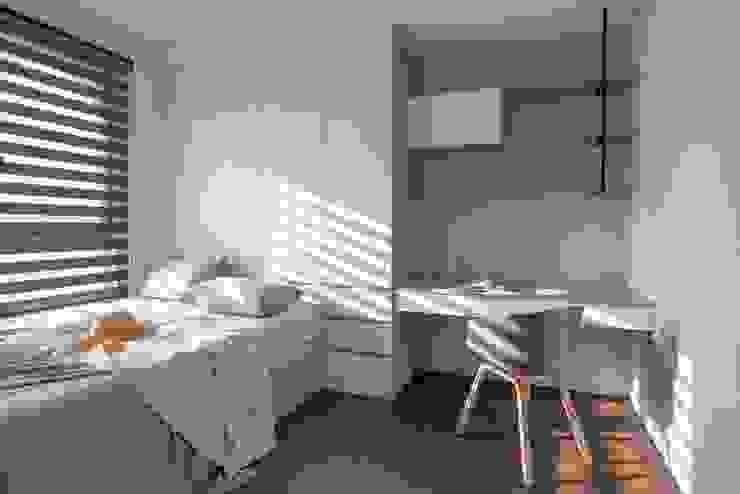 客臥 根據 極簡室內設計 Simple Design Studio 現代風