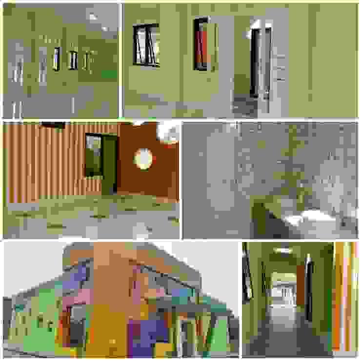 sekolah :modern  oleh Rumahdesain, Modern
