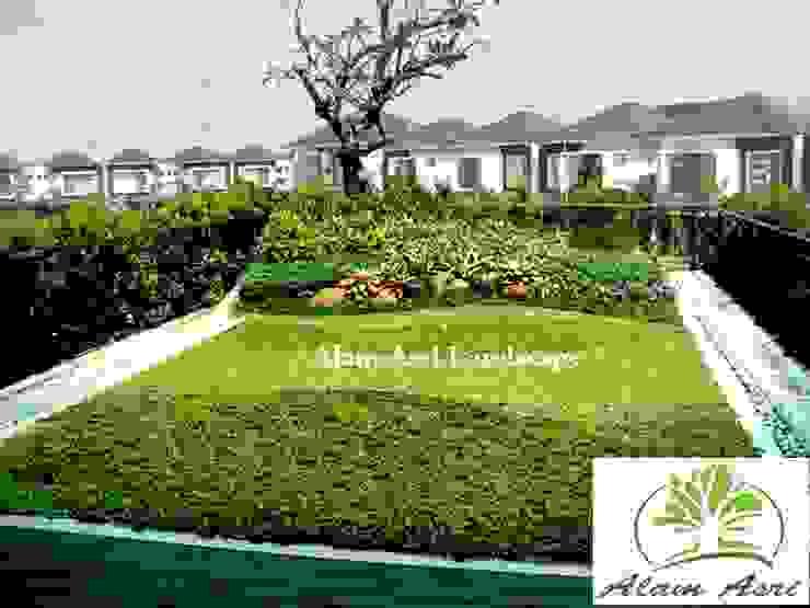 par Alam Asri Landscape Moderne Bois Effet bois