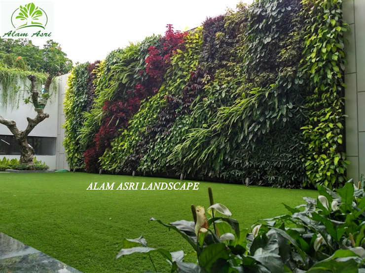 by Alam Asri Landscape Tropical Iron/Steel