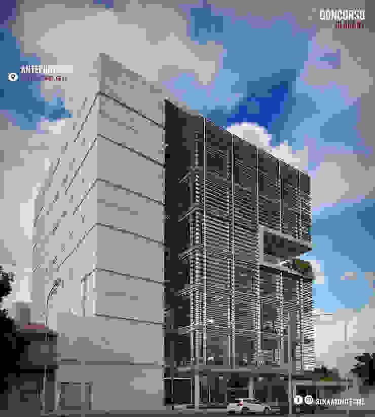 by RUKA arquitectas