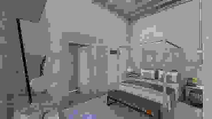 Quarto Cama Dossel: Quartos  por Carla Pagotto Arquitetura e Design Interiores,Campestre