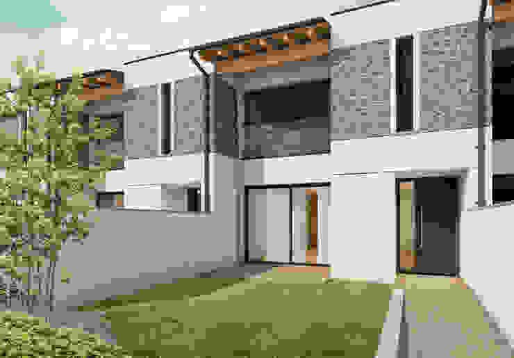 DA VINCI Luxury residence di 2P COSTRUZIONI srl Moderno