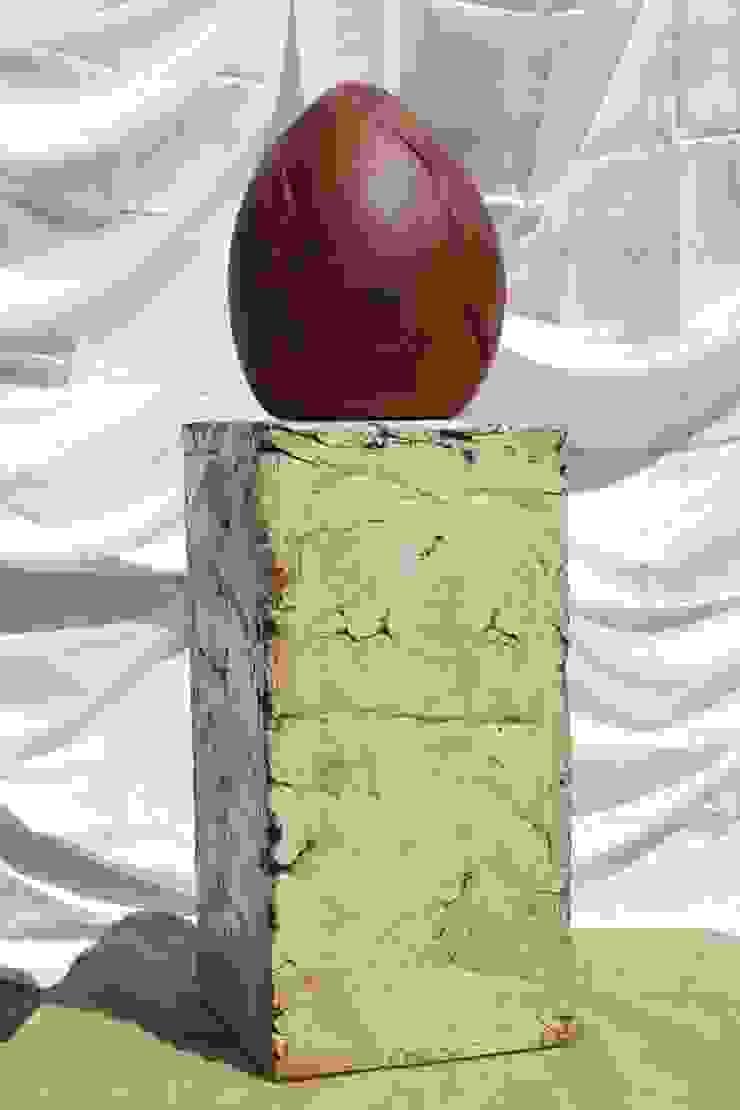 Fire egg 🔥 Tuscany Art GiardinoFioriere & Vasi