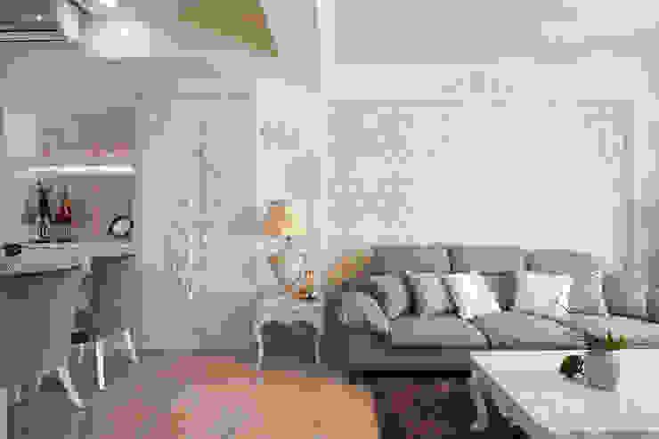 花語紛飛 迎接 根據 趙玲室內設計 古典風