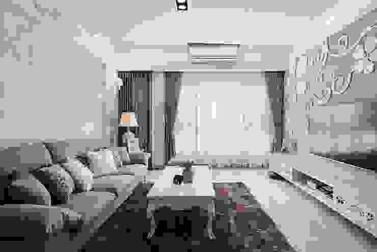 花語紛飛 根據 趙玲室內設計 古典風