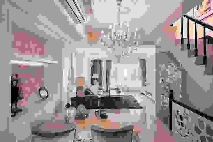 擁花美居 幸福的花園秘境 根據 趙玲室內設計 古典風