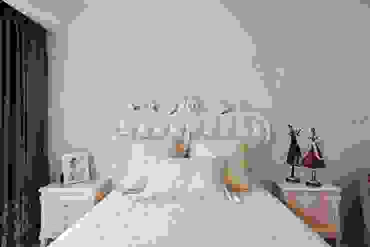漫天花牆 根據 趙玲室內設計 古典風