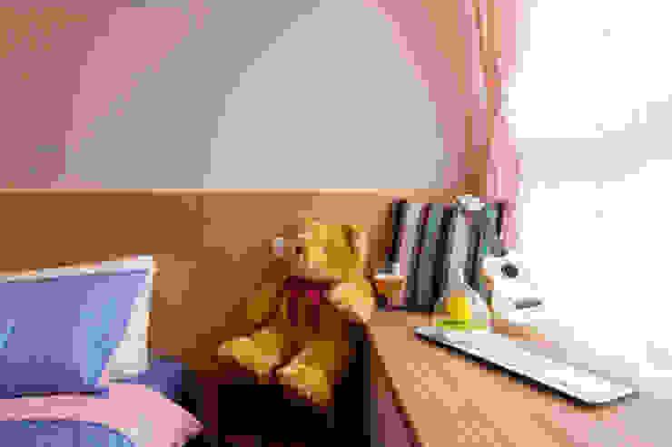 日式休閒的退休宅居 根據 青築制作 北歐風