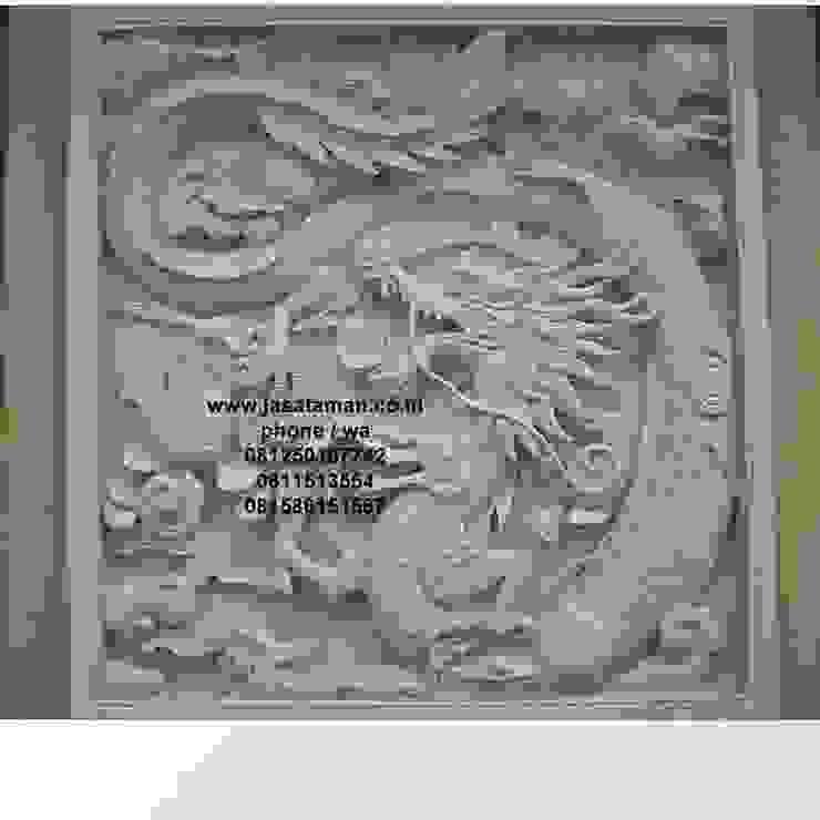 Taman relief dekorasi surabaya jawa timur V:modern  oleh TUKANG TAMAN SURABAYA - jasataman.co.id, Modern