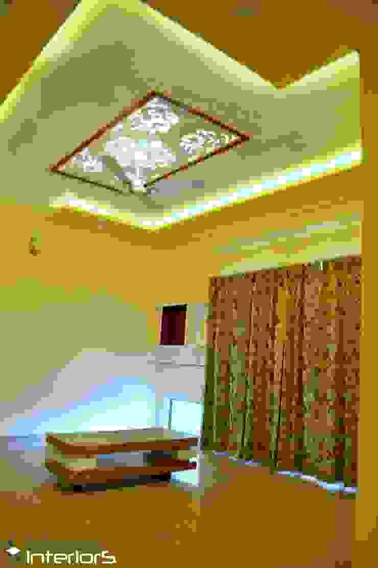 Hall and lobby area Shape Interiors Living roomLighting