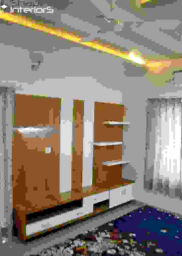 Tv unit wall Shape Interiors BedroomWardrobes & closets