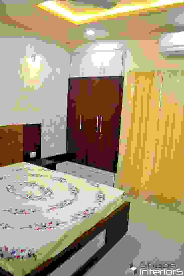 Guest bedroom Shape Interiors BedroomBeds & headboards