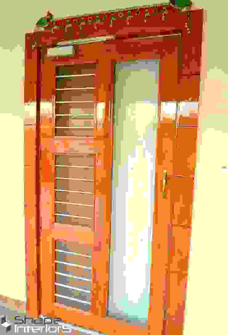 Front wooden door Shape Interiors Windows & doorsDoors
