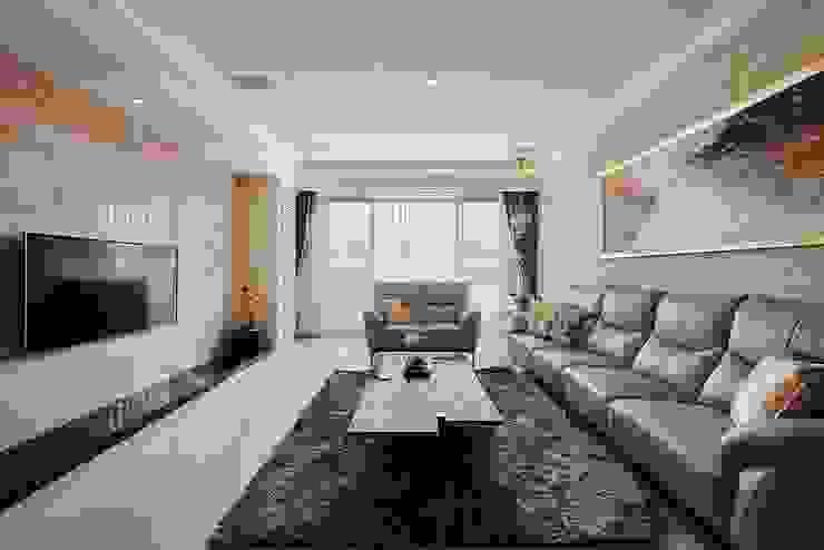 宛如藝廊 古典氣質退休宅 根據 趙玲室內設計 古典風