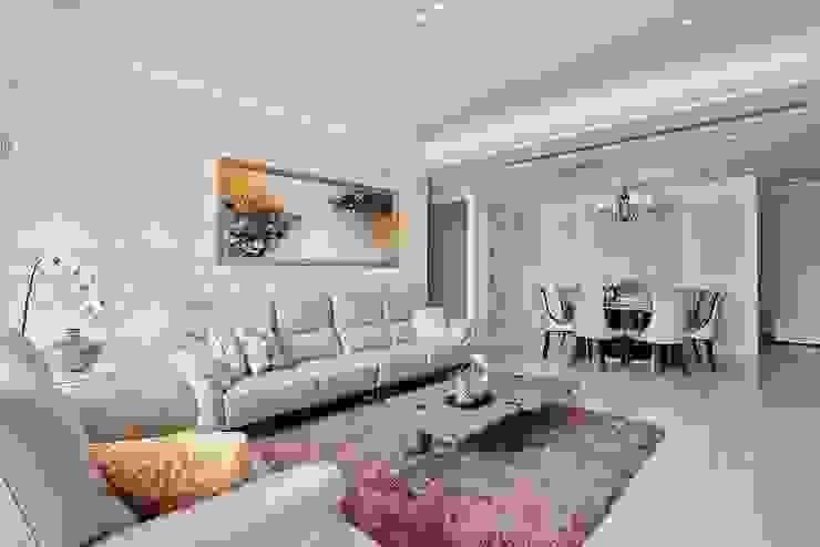 藝術畫作 點睛 根據 趙玲室內設計 古典風