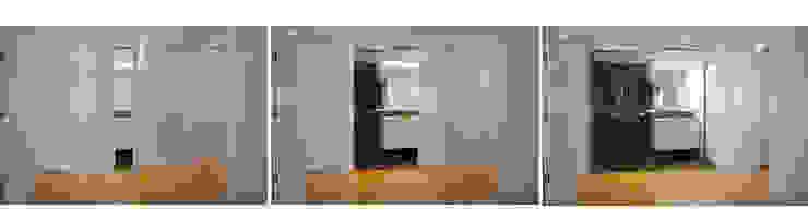 LOFT 53 Baños de estilo minimalista de Loft 26 Minimalista Madera Acabado en madera