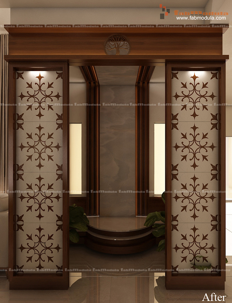 Fabmodula Corridor, hallway & stairsDrawers & shelves