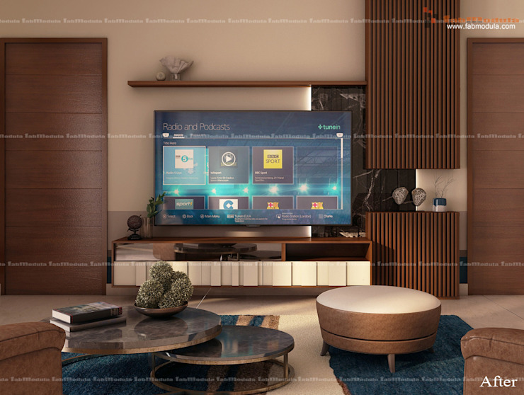 Fabmodula Living roomAccessories & decoration