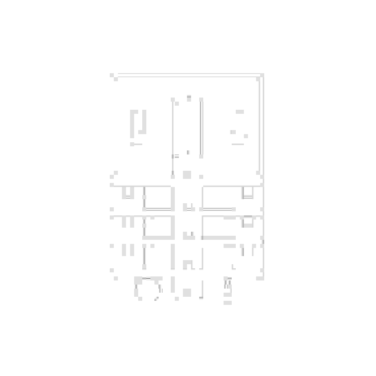 오블리크: 에이오에이 아키텍츠 건축사사무소 (aoa architects)의 현대 ,모던