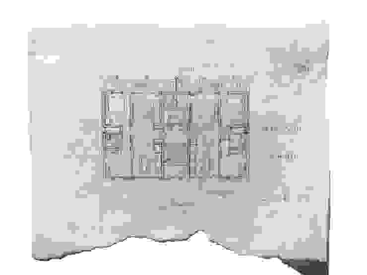 평면 컨셉 스케치: 에이오에이 아키텍츠 건축사사무소 (aoa architects)의 현대 ,모던